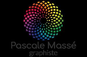 logo de Pascale Massé, graphiste